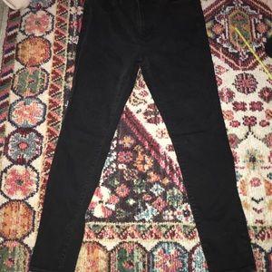 Madewell Jeans - Madewell Roadtripper High Rise Skinny Jeans 31